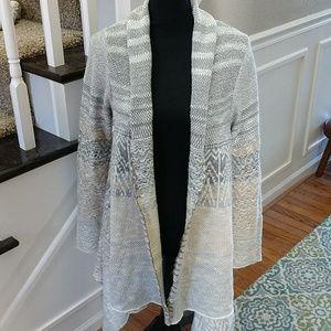 Vintage America blues sweater, size medium